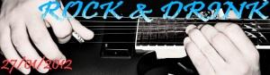 ROCK & DRINK - Concerto a Milano il 27 gennaio 2012
