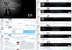 sciopero Wikipedia nelle diverse nazionalizzazioni