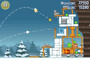 Angry Birds Seasons - Android