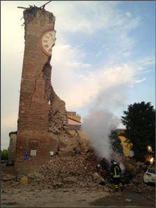 Torre dell'orologio di Finale Emilia