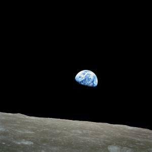 La terra che sorge - Apollo 8 - Dicembre 1968