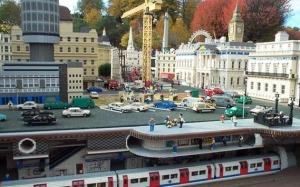 Paraticolare di Legolandia